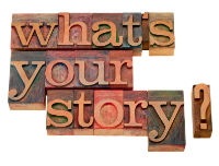 what's your story blog